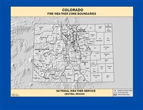 colorado zone map maps colorado weather zone boundaries