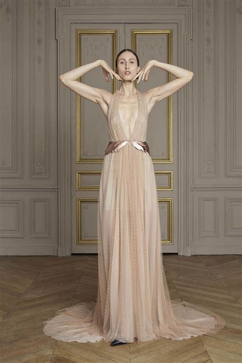 Shiny Fashion Tv Giles Deacon Gold by Elizabeth Style