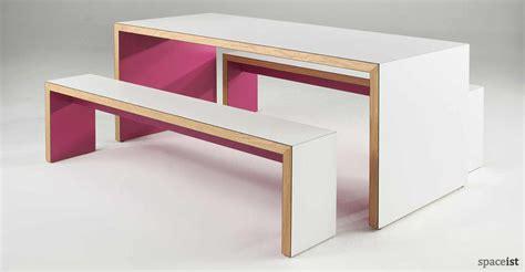 canteen benches canteen tables jb waldo45 canteen bench pink