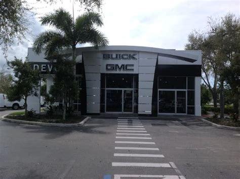 devoe buick service devoe gmc buick car dealership in naples fl 34103