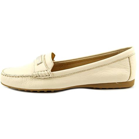 coach flat shoes outlet coach fredrica loafer s shoes ballet flats rpyxyosm