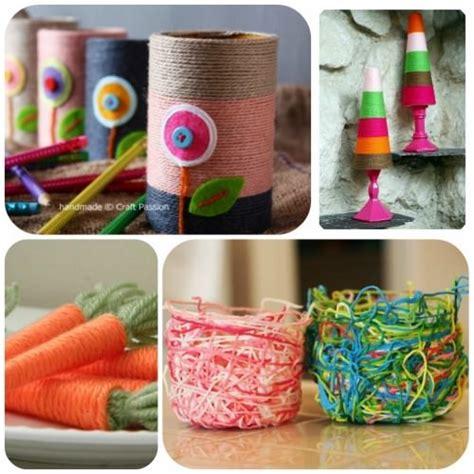 craft tutorials 50 beautiful yarn craft tutorials yarn wreaths pom poms