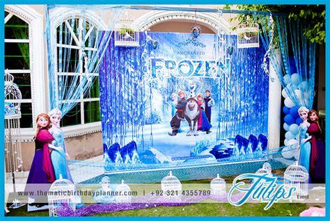 themed birthday party supplies online pakistan frozen girls birthday party theme decoration ideas pakistan