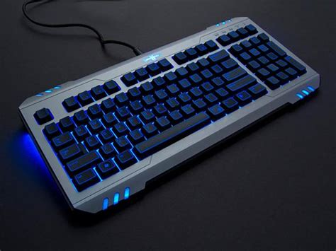 Keyboard Razer Marauder Starcraft Editon 1 razer marauder starcraft ii gaming keyboard