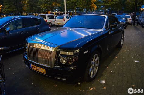 2013 Rolls Royce Phantom Drophead Coupe by Rolls Royce Phantom Drophead Coup 233 7 November 2016