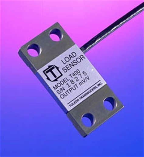 Sensor Strain t400 toledo integrated systems strain load sensor
