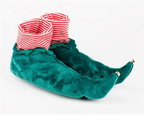christmas house shoes elf slippers green elf slippers holiday christmas slippers