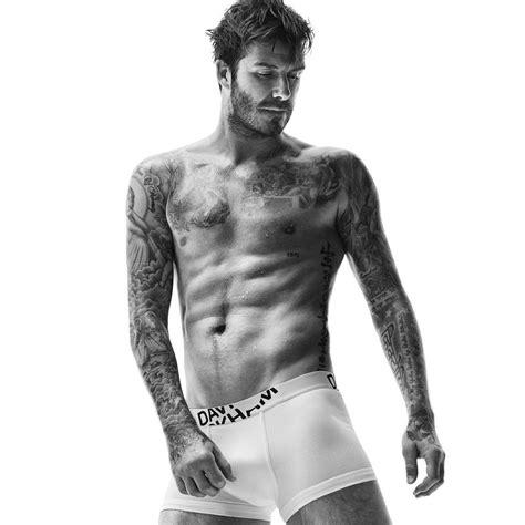 David Beckham In by David Beckham S New Ad For H M Popsugar