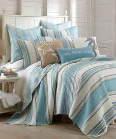 dreamy beachy bedrooms with bedding by levtex