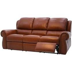 htl 8531 leather reclining sofa fashion furniture