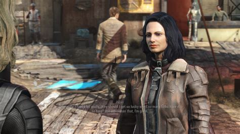 hair and face models fallout 4 an alternative looking piper fallout4 mod download
