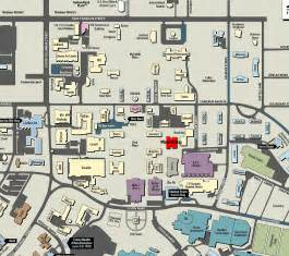 map of carolina chapel hill accessibility on unc cus tours the ada legacy project