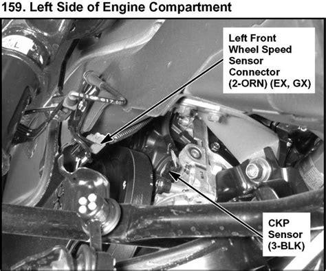 2005 Trailblazer Throttle Position Sensor by Pressure Switch Location 2006 Honda Pilot Free