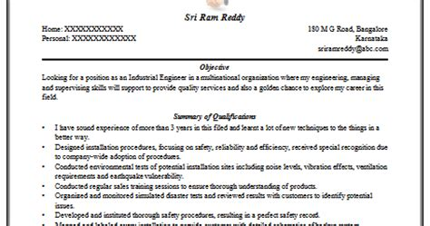 international resume format for engineers freshers 10000 cv and resume sles with free engineer resume format free