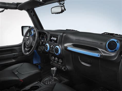 Mopar Jeep Wrangler Accessories Jeep Wrangler Rubicon With Mopar Accessories Arrives In
