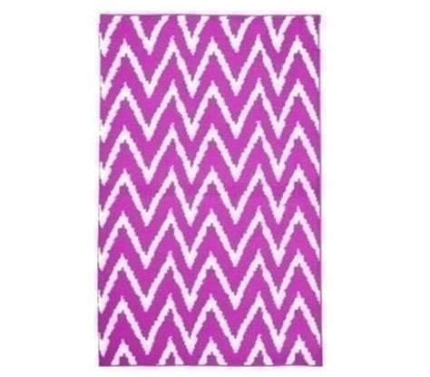 White And Pink Rug by Cool Stuff For College Wavy Chevron Rug Pink And