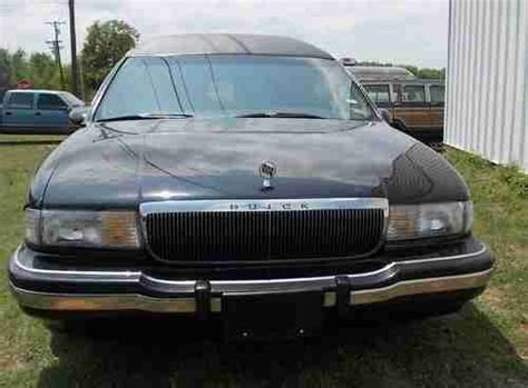 Buick Roadmaster Mpg Sell Used 1994 Buick Roadmaster S S Funeral Hears