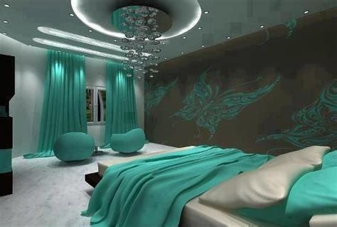butterfly turquoise and brown bedroom beautiful bedrooms