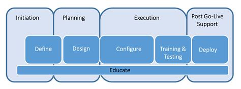 the project phases of the project