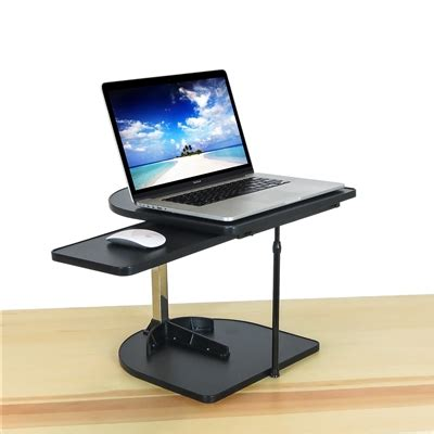Height Adjustable Laptop Riser Laptop Monitor Riser Laptop Riser For Desk