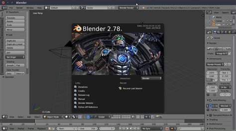 tutorial blender mac how to install blender on ubuntu latest version