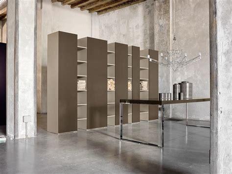 librerie mobili design libreria pregiata con porte per hotel di lusso idfdesign