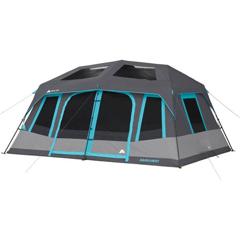 Ozark Trail Cabin Tents by Ozark Trail 10 Person Rest Instant Cabin Tent Ebay