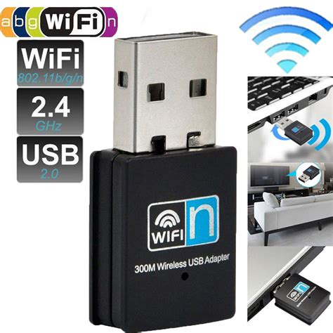Usb Wifi Adapter 300mbps 150 300mbps mini usb wifi wireless adapter dongle network