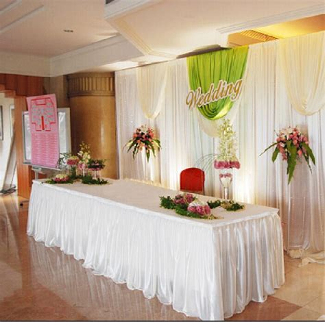 banquet table skirts compare prices on banquet table skirts shopping