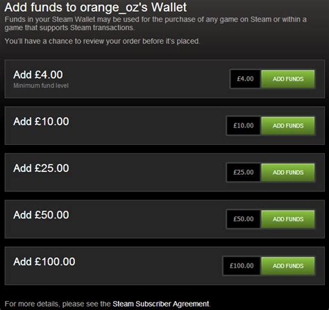 steam community guide how to add specific wallet funds to steam - How To Add Money To Steam Wallet With Gift Card