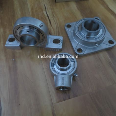 Pillow Block Bearing Stainless Uct 205 Ss Fyh 25mm supply sucp205 stainless steel pillow block bearing