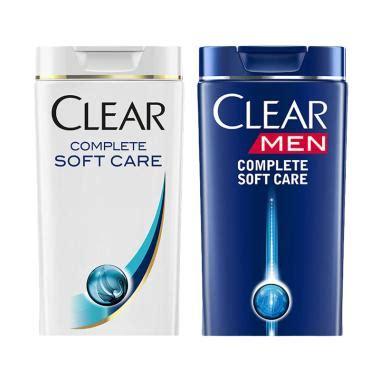 Clear So Cool Menthol 680ml jual shoo anti ketombe clear harga promo