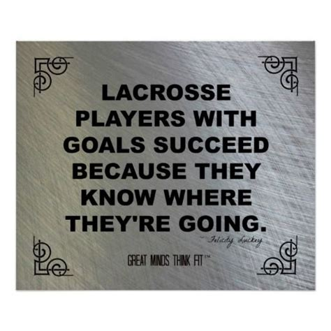 Poster Quote 008 motivational lacrosse poster 008 gt sold today gt thank you lacrosse