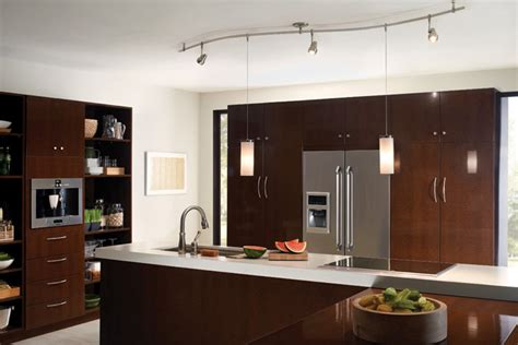monorail lighting kitchen how to light a kitchen lightology