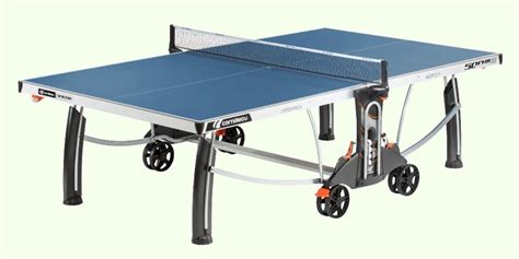 table reviews cornilleau sport outdoor 500m crossover ping pong table review dec 2017