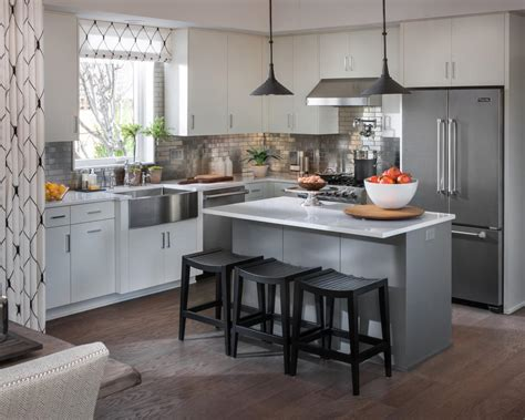 home design kitchen 2015 pictures of the hgtv smart home 2015 kitchen hgtv smart