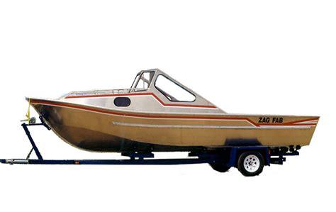 aluminum fishing boats manitoba zag fab boats custom aluminum welded boat manufacturer