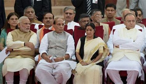 Nda Cabinet Ministers india news world political news current news