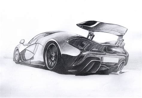 mclaren logo drawing sketch mclaren p1 by nemyv8 on deviantart