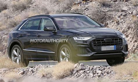 2020 Audi Q8 by 2020 Audi Q8 And