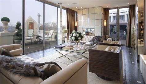 inside the most luxurious penthouse apartments on sale in exquisite 7 000 square foot hyde park penthouse in