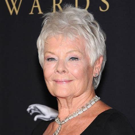 dame judi dench teeth 15 celebrities who say no to plastic surgery shape magazine