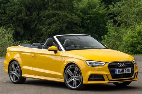 Audi 1 Cabrio by 2016 Audi A3 Convertible 1 4 Tsfi S Line Review Review