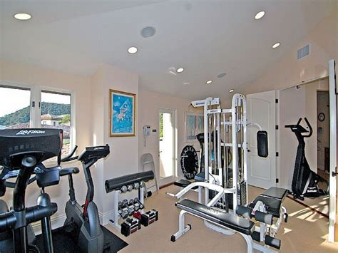 celebrity home gyms update chris bosh lists pacific palisades home for 14 5