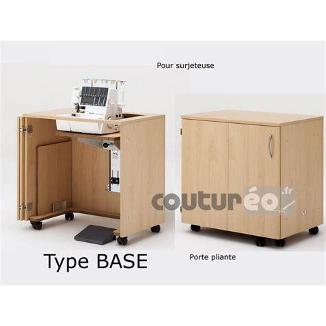 meuble n 176 11 22 machine 224 coudre ou surjeteuse