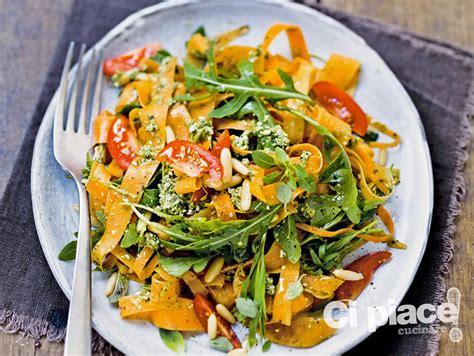 cucinare la rucola insalata con rucola ci piace cucinare