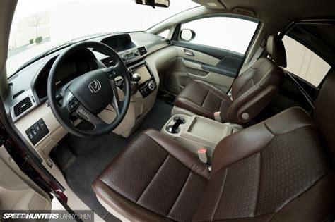 bisimoto odyssey interior burnouts for all the family the 1029hp minivan speedhunters