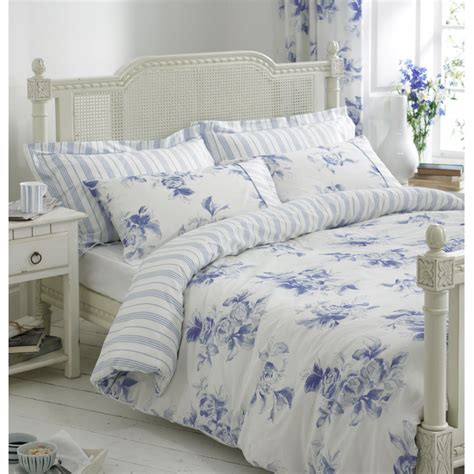 Bedcover Set Import Uk 120 Motif Sweet Purple helena springfield margueritte blue and white floral reversible duvet cover helena springfield