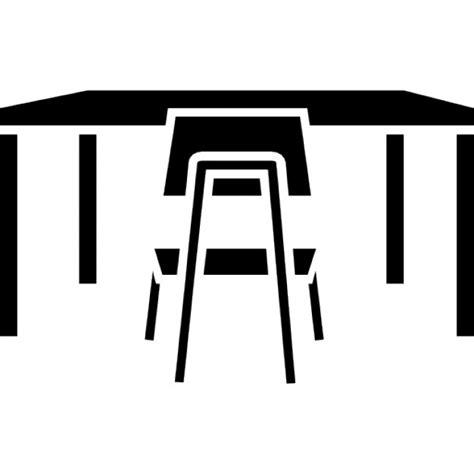 Bureau De Studio Avec Chaise De Table Tour De L Ordinateur Bureau Studio