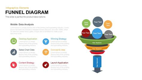 Funnel Diagram Powerpoint And Keynote Template Slidebazaar Funnel Chart Powerpoint